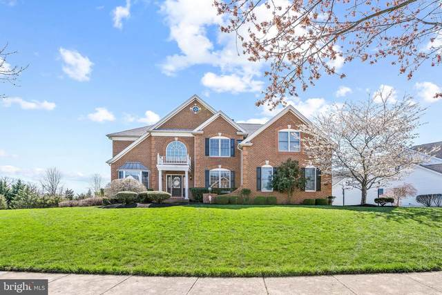 5321 Jacobs Creek Place, HAYMARKET, VA 20169 (#VAPW518354) :: Realty One Group Performance