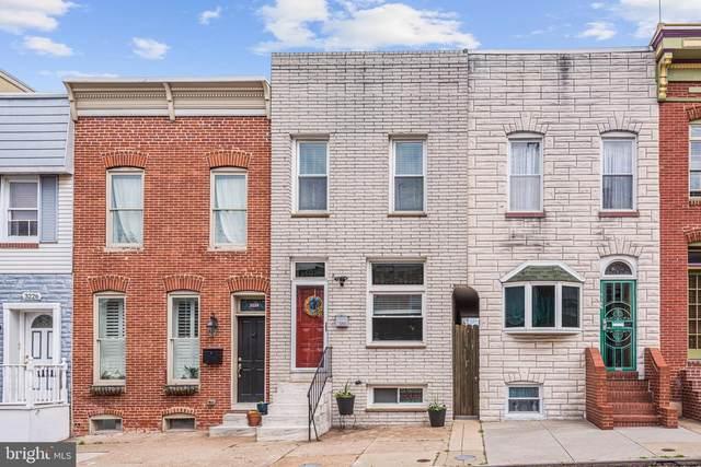 3230 Foster Avenue, BALTIMORE, MD 21224 (#MDBA545016) :: Colgan Real Estate