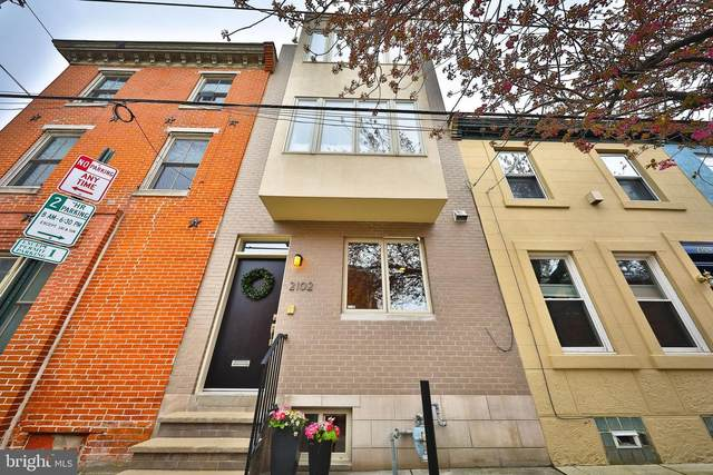 2102 Pemberton Street, PHILADELPHIA, PA 19146 (#PAPH1001216) :: Lucido Agency of Keller Williams