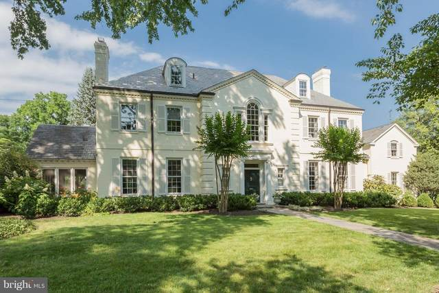6005 Highland Drive, CHEVY CHASE, MD 20815 (#MDMC750622) :: The Maryland Group of Long & Foster Real Estate