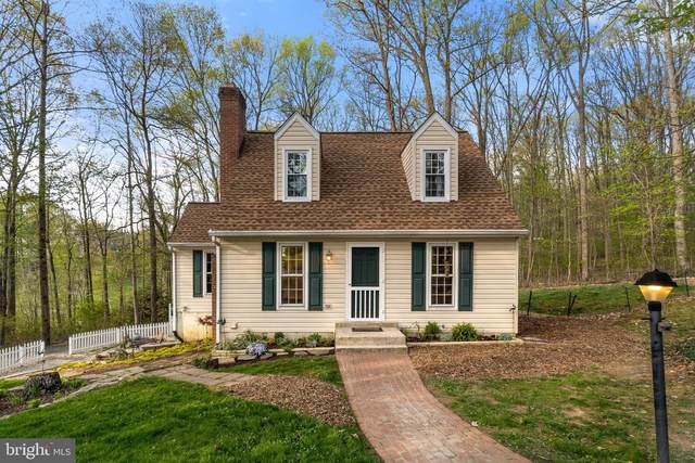 8308 Pawnee Drive, MOUNT AIRY, MD 21771 (#MDFR279870) :: Bruce & Tanya and Associates