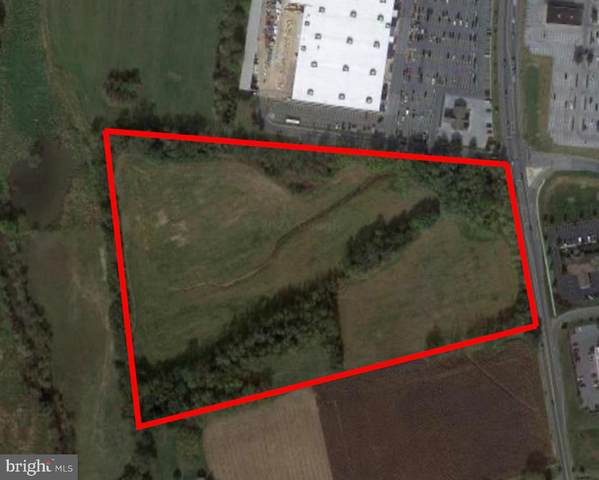 0 Ws Quentin Road, LEBANON, PA 17042 (#PALN118514) :: Iron Valley Real Estate