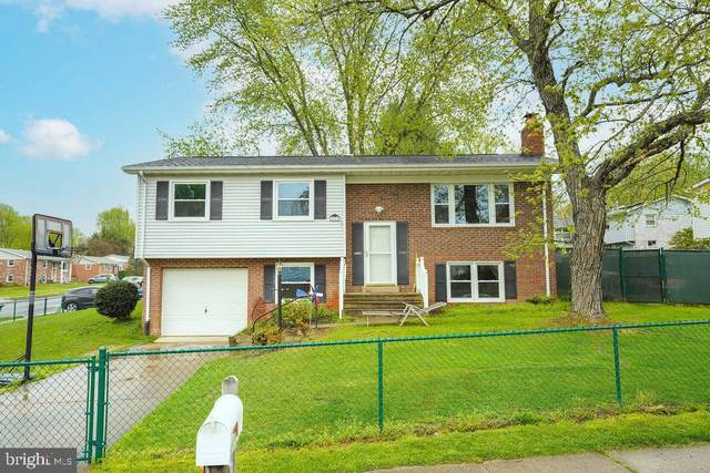 4809 Kirkdale Drive, WOODBRIDGE, VA 22193 (#VAPW518376) :: The Riffle Group of Keller Williams Select Realtors
