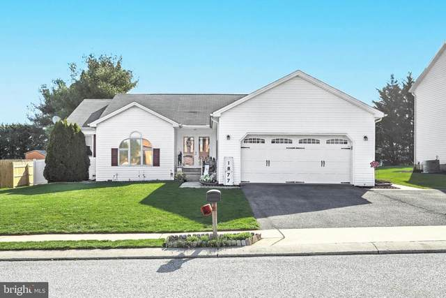 1877 Golden Eagle Drive, YORK, PA 17408 (#PAYK155446) :: The Joy Daniels Real Estate Group