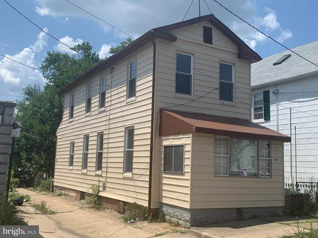 541 Pontiac Avenue, BALTIMORE, MD 21225 (#MDBA545040) :: Shawn Little Team of Garceau Realty