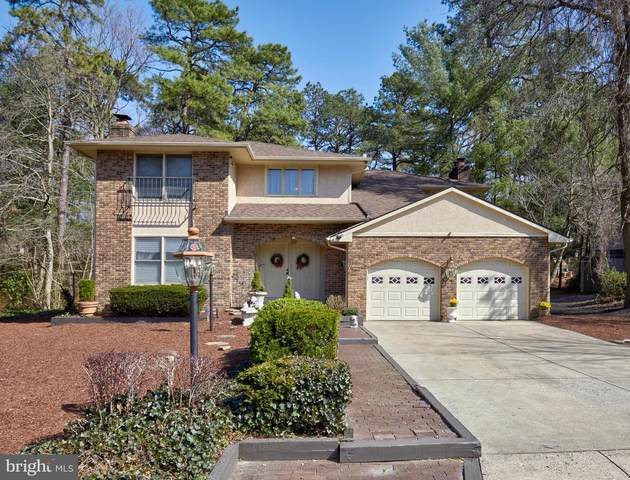 6 Ashton Drive, VOORHEES, NJ 08043 (#NJCD416234) :: Linda Dale Real Estate Experts