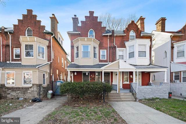 22 N 50TH Street, PHILADELPHIA, PA 19139 (#PAPH1001302) :: Jason Freeby Group at Keller Williams Real Estate