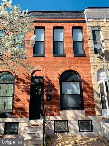 128 W Fort Avenue, BALTIMORE, MD 21230 (#MDBA545052) :: Berkshire Hathaway HomeServices McNelis Group Properties