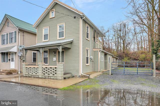 258 Mount Moriah Street, CHAMBERSBURG, PA 17201 (#PAFL178858) :: Realty ONE Group Unlimited