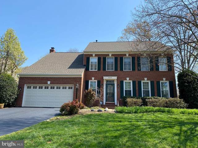 8605 Woodland Heights Court, ALEXANDRIA, VA 22309 (#VAFX1189828) :: Colgan Real Estate