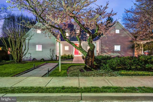 4716 Falstone Avenue, CHEVY CHASE, MD 20815 (#MDMC750664) :: Network Realty Group