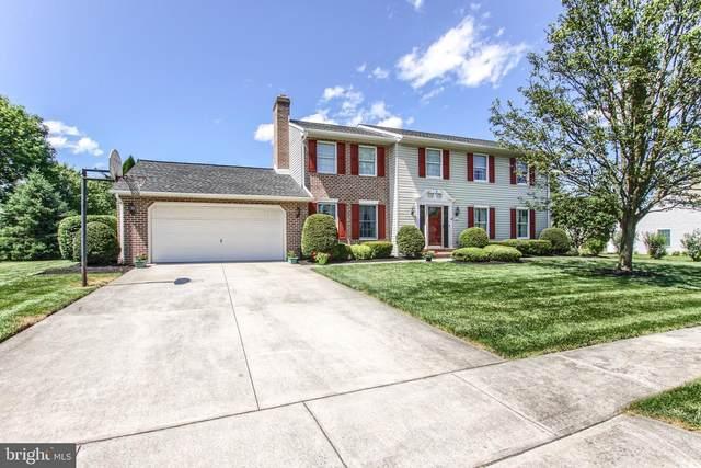 14 S Madder Drive, MECHANICSBURG, PA 17050 (#PACB133372) :: The Joy Daniels Real Estate Group