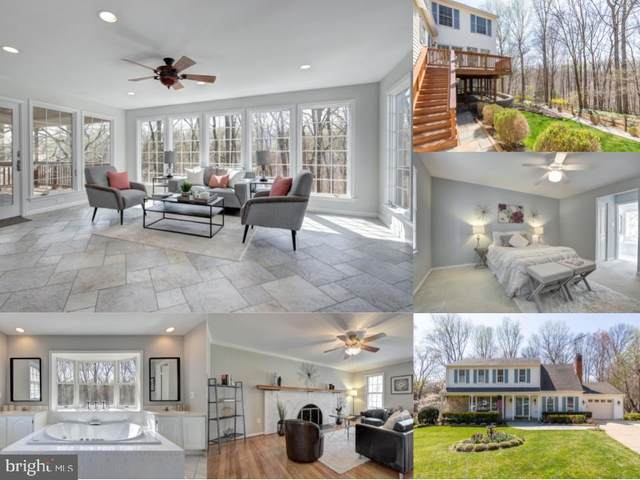 8108 W Point Drive, SPRINGFIELD, VA 22153 (#VAFX1189830) :: Network Realty Group