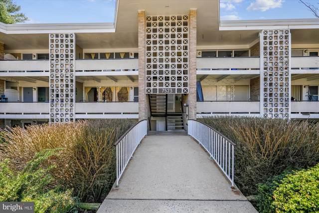 7523 Spring Lake Drive D-1, BETHESDA, MD 20817 (#MDMC750666) :: Dart Homes