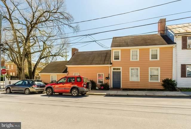 129-129B E Germain Street, WINCHESTER, VA 22601 (#VAWI115952) :: Berkshire Hathaway HomeServices McNelis Group Properties