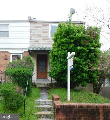 815 52ND Street NE, WASHINGTON, DC 20019 (#DCDC514500) :: City Smart Living