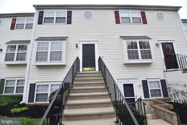 117 Kylie Place #4, UPPER MARLBORO, MD 20774 (#MDPG601504) :: Gail Nyman Group
