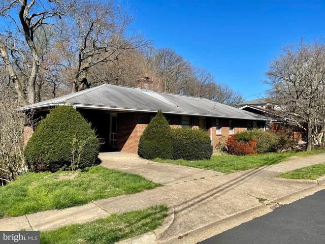 3452 N Emerson Street, ARLINGTON, VA 22207 (#VAAR178768) :: The Riffle Group of Keller Williams Select Realtors