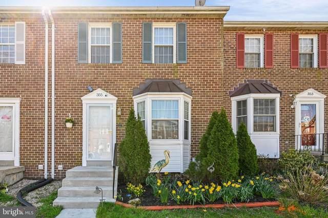 355 Rambling Ridge Court, PASADENA, MD 21122 (MLS #MDAA463404) :: Maryland Shore Living | Benson & Mangold Real Estate