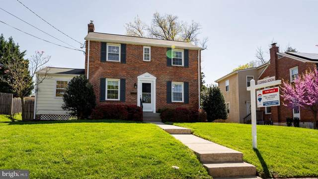 10009 Raynor Road, SILVER SPRING, MD 20901 (#MDMC750682) :: The Sky Group