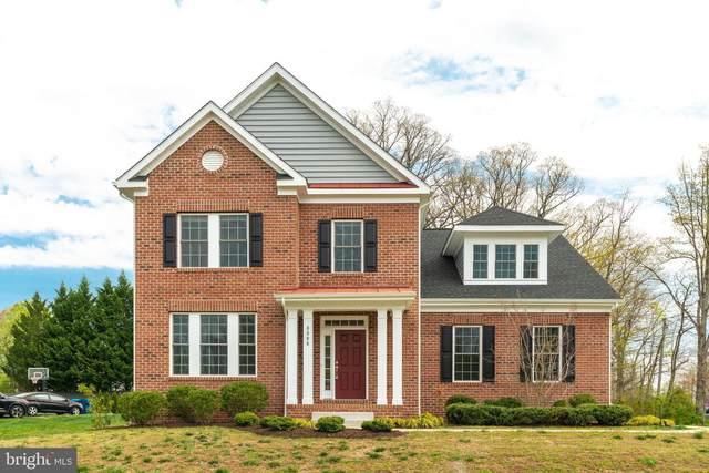 8808 Talbert Road, LORTON, VA 22079 (#VAFX1189864) :: Crews Real Estate
