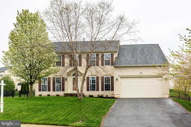 382 Meadow Creek Drive, WESTMINSTER, MD 21158 (#MDCR203454) :: Integrity Home Team