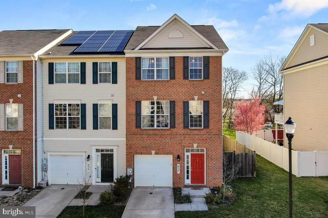 637 Cawley Drive, FREDERICK, MD 21703 (#MDFR279886) :: Colgan Real Estate