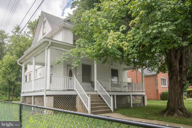 3802 Primrose Avenue, BALTIMORE, MD 21215 (#MDBA545104) :: Realty One Group Performance