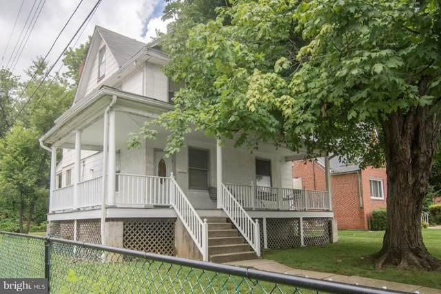 3802 Primrose Avenue, BALTIMORE, MD 21215 (#MDBA545104) :: Berkshire Hathaway HomeServices McNelis Group Properties