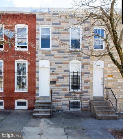 1741 Mckean Avenue, BALTIMORE, MD 21217 (MLS #MDBA545106) :: Maryland Shore Living | Benson & Mangold Real Estate