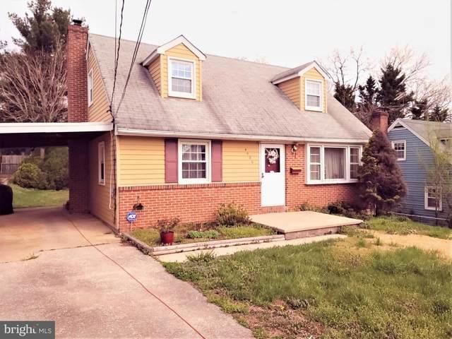 4006 Orchard Avenue, BALTIMORE, MD 21225 (#MDBA545128) :: Crossman & Co. Real Estate