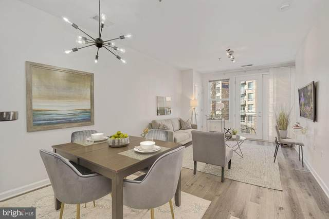 1201 East West Highway #302, SILVER SPRING, MD 20910 (#MDMC750730) :: Gail Nyman Group