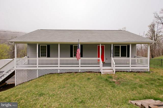 110 Lookout Point Way, LINDEN, VA 22642 (#VAWR143164) :: Corner House Realty