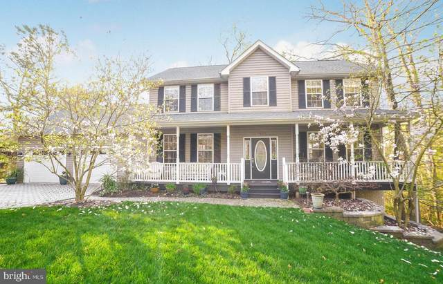 11940 Six Gun Circle, LUSBY, MD 20657 (#MDCA181950) :: Network Realty Group
