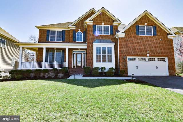 4518 Bridle Ridge Road, UPPER MARLBORO, MD 20772 (#MDPG601550) :: City Smart Living