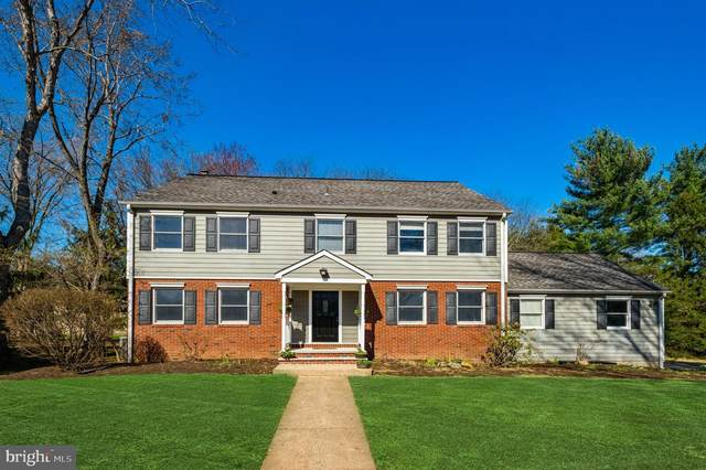 5 Carter Brook Lane, PRINCETON, NJ 08540 (#NJMX126318) :: Ramus Realty Group