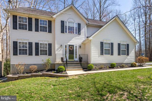 6020 Trotters Glen Drive, HUGHESVILLE, MD 20637 (#MDCH223188) :: The MD Home Team