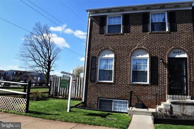 8327 Shady Grove Circle, MANASSAS, VA 20110 (#VAMN141646) :: Advance Realty Bel Air, Inc