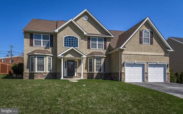 809 Cates Way, PHILADELPHIA, PA 19115 (#PAPH1001576) :: Jason Freeby Group at Keller Williams Real Estate
