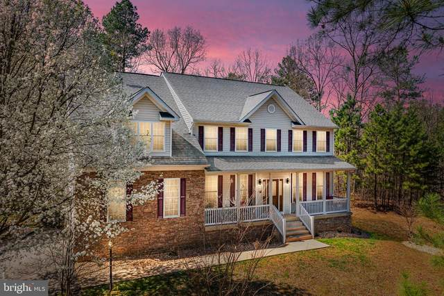 11911 Deer Path Lane, SPOTSYLVANIA, VA 22551 (#VASP230040) :: Advance Realty Bel Air, Inc