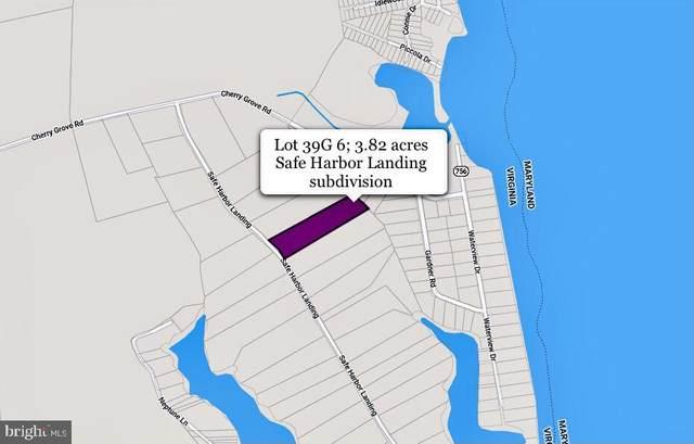 Lot 6 Safe Harbor Landing, HAGUE, VA 22469 (#VAWE118120) :: Eng Garcia Properties, LLC