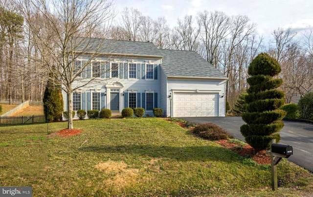 13061 Champlain Drive, MANASSAS, VA 20112 (#VAPW518450) :: Crossman & Co. Real Estate