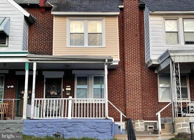 6547 N 20TH Street, PHILADELPHIA, PA 19138 (#PAPH1001614) :: Linda Dale Real Estate Experts