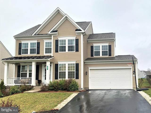 105 Megan Lane, STEPHENSON, VA 22656 (#VAFV163124) :: Berkshire Hathaway HomeServices McNelis Group Properties