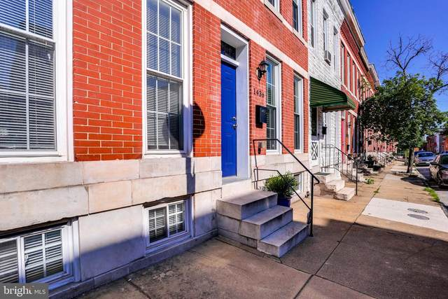 1436 Marshall Street, BALTIMORE, MD 21230 (#MDBA545174) :: Bob Lucido Team of Keller Williams Lucido Agency