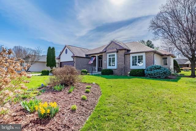 6011 Greenbriar Terrace, FAYETTEVILLE, PA 17222 (#PAFL178878) :: Advance Realty Bel Air, Inc