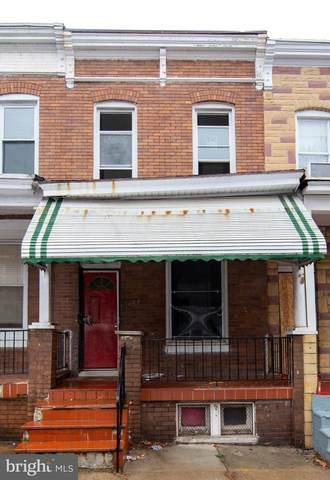 1644 Normal Avenue, BALTIMORE, MD 21213 (#MDBA545184) :: Colgan Real Estate