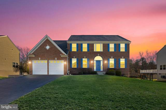 1072 Beckley Drive, WILLIAMSTOWN, NJ 08094 (#NJGL273360) :: Holloway Real Estate Group
