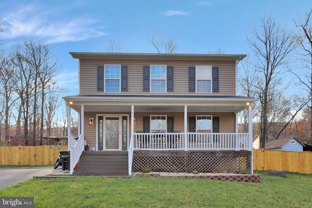 106 Chipmunk Lane, HARPERS FERRY, WV 25425 (#WVJF141966) :: Dart Homes