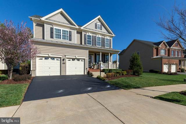 15402 Admiral Baker Circle, HAYMARKET, VA 20169 (#VAPW518458) :: Realty One Group Performance